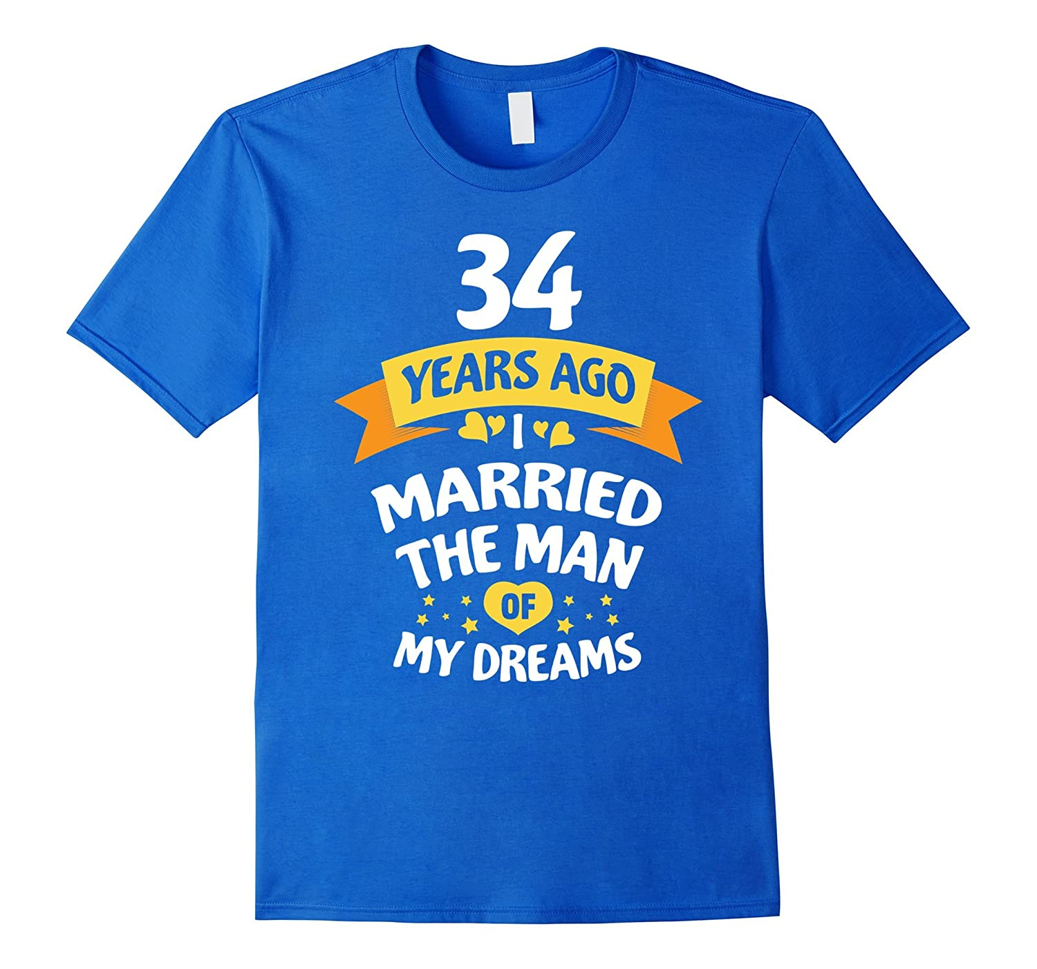 48th Wedding Anniversary Gift Ideas: 34th Wedding Anniversary Gift For Her