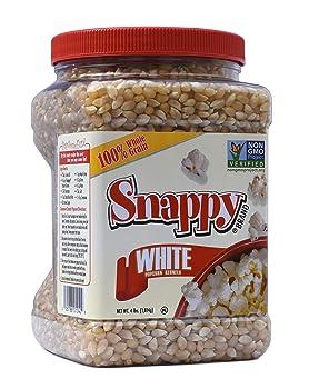 Snappy Popcorn Snappy White Popcorn Kernels