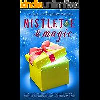 Mistletoe & Magic: A YA Books Central Holiday Anthology (English Edition)