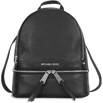 193b5ffd244a ... closeout michael kors rhea medium leather backpack 2a040 b6983