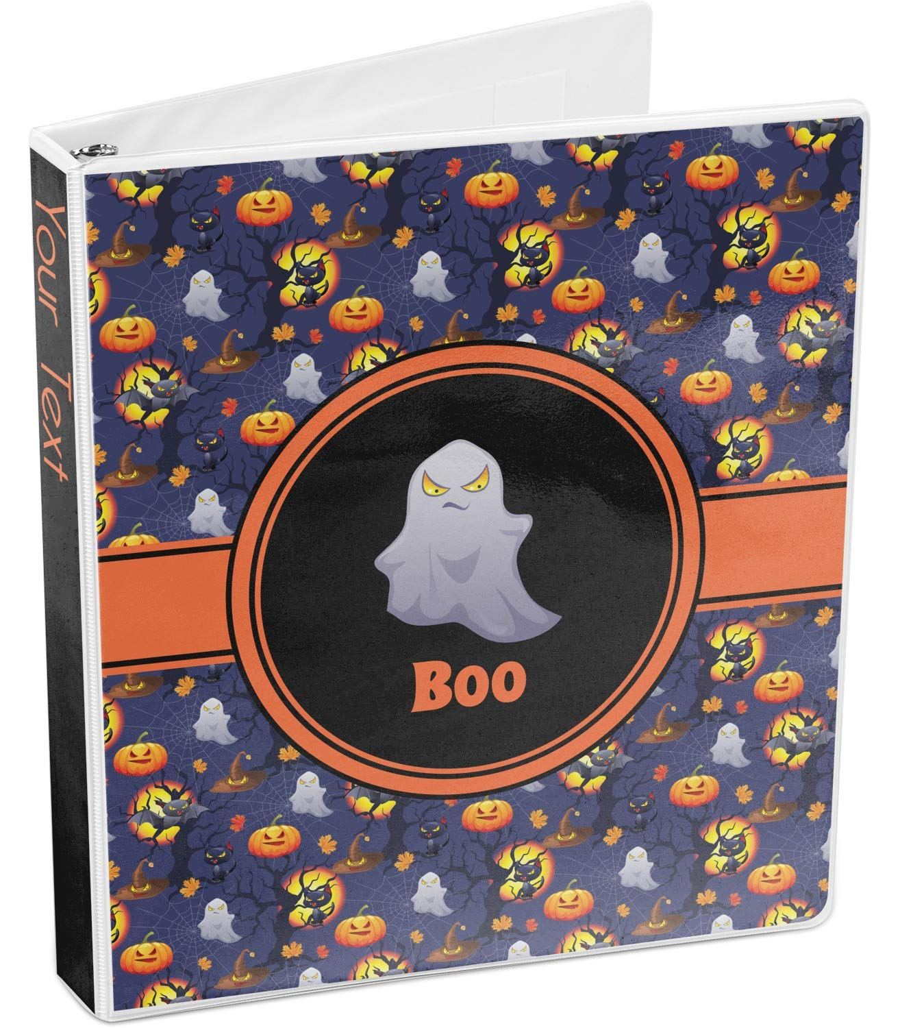 Halloween Night 3-Ring Binder (Personalized) by YouCustomizeIt