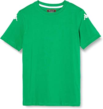 Kappa BIVA Betis Camiseta Aficionado niño, Niños, Neutro, 12Y: Amazon.es: Deportes y aire libre