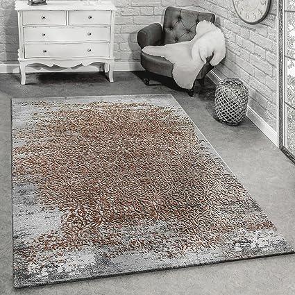 paco home tappeto per salotto  Paco Home Tappeto di Design Moderno Tappeto per Soggiorno con Motivo ...