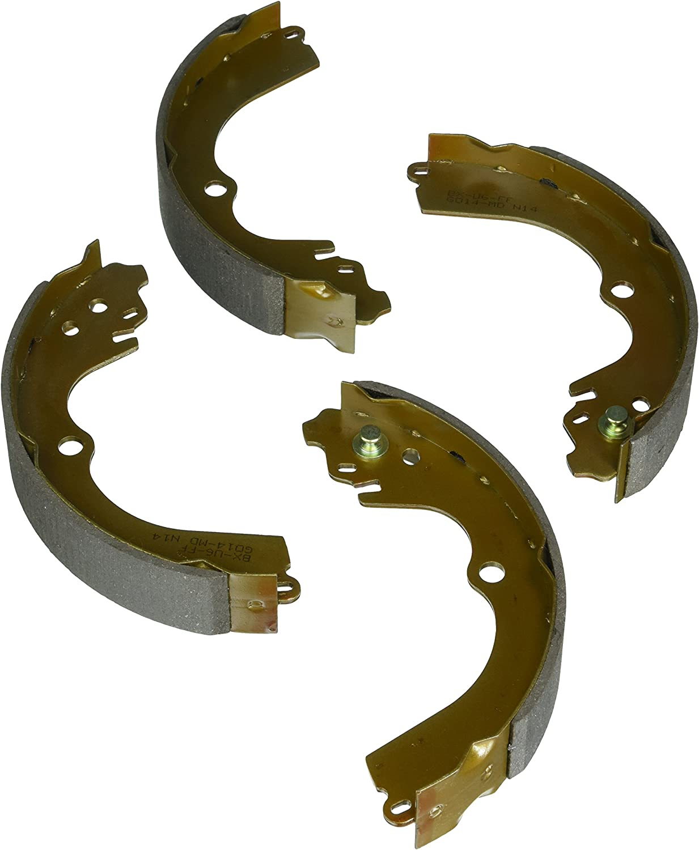 Bendix R445 Rear Brake Shoe Set