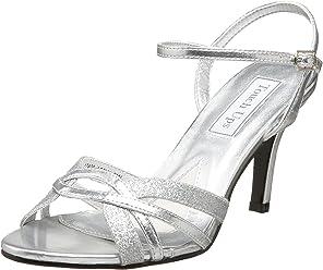 ff6d1194961b14 Taryn Strappy Sandal by Touch Ups Style Taryn