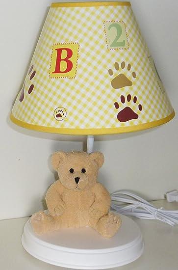 Boyds Bears and Friends Nursery L& & Amazon.com : Boyds Bears and Friends Nursery Lamp : Baby