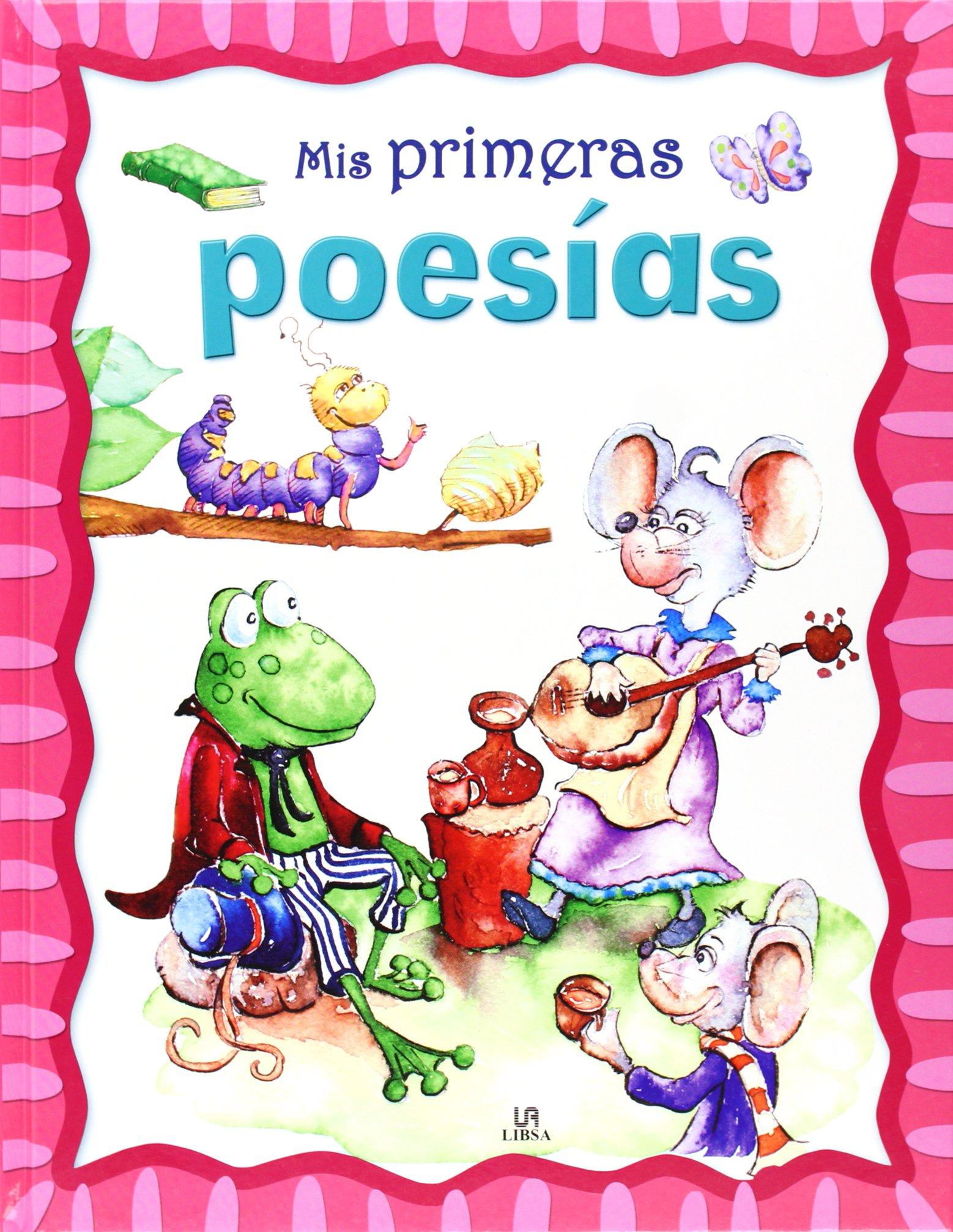 Mis primeras poesías / My first poems (Spanish Edition) PDF