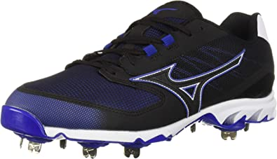 Mizuno 9 Spike Dominant IC Low Metal Baseball Cleat Chaussure Homme