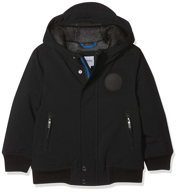 BOSS Boy's Parka a Capuche Jacket J26353