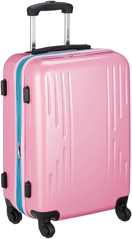 [ルコックスポルティフ] スーツケース ココキャリー  保証付 47L 59cm 3.6kg 36947 B075M533VX ピンク ピンク