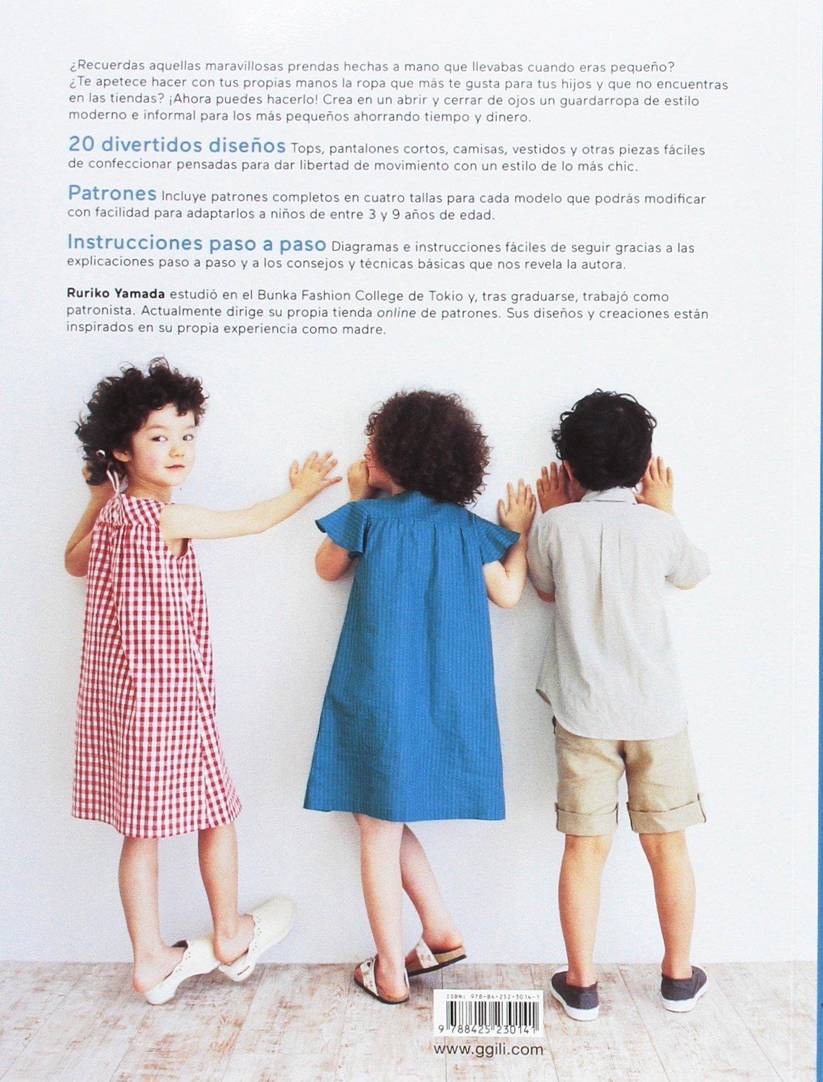 Costura chic para niños. 20 diseños infantiles únicos y divertidos ...