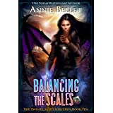 Balancing the Scales (The Twenty-Sided Sorceress Book 10)
