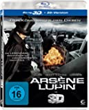 ArsŠne Lupin (3D Vers.) [Blu-ray] [Import anglais]