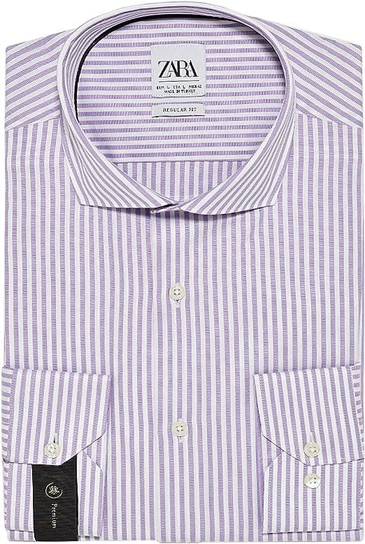 Zara 5588/401 - Camisa para Hombre X-Large: Amazon.es: Ropa y accesorios