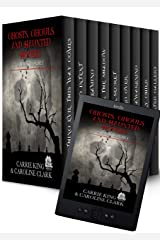 Ghosts, Ghouls, and Haunted Houses: 9 Book Box Set Kindle Edition