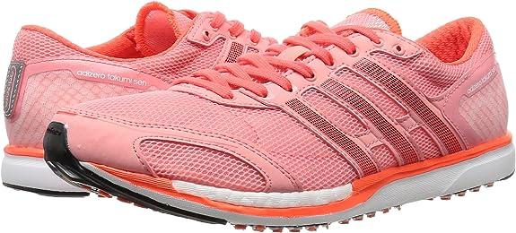 adidas Adizero Takumi Sen 3, Zapatillas de Running Unisex Adulto, Rosa (Rosray/Negbas/Rojsol), 38 EU: Amazon.es: Zapatos y complementos