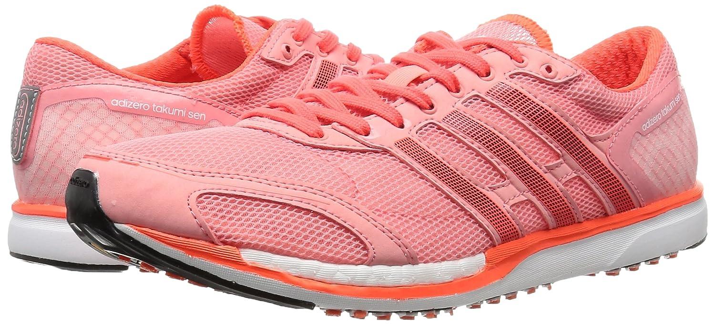 huge discount d5a69 7ce44 adidas Adizero Takumi Sen 3, Zapatillas de Running Unisex Adulto, Rosa  (RosrayNegbasRojsol), 38 EU Amazon.es Zapatos y complementos