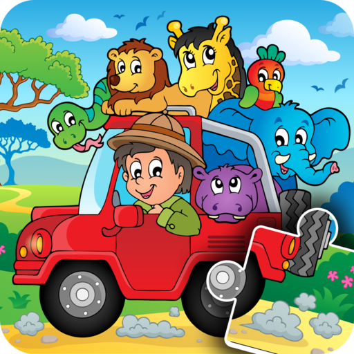 Epic Jigsaw Puzzle - Fun and Educational Dinos Puzzle Game for Preschool Toddlers, Boys and Girls Ages 2, 3, 4, 5 Years Old ()
