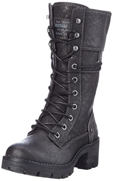 Largest Supplier Cheap Price Sale Shopping Online Womens 1259-601-200 Boots Mustang From China Cheap Price uPpZwOP