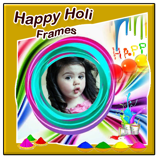 Happy Holi Frames New (Happy Holi)