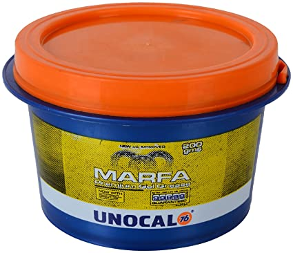 Unocal 76 m Marfa Gel NLGI-3 Grease (0 2 kg): Amazon in: Car & Motorbike