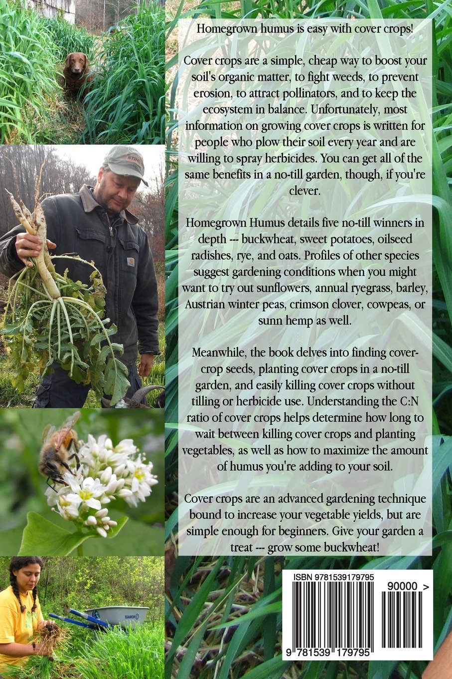 homegrown humus cover crops in a no till garden permaculture