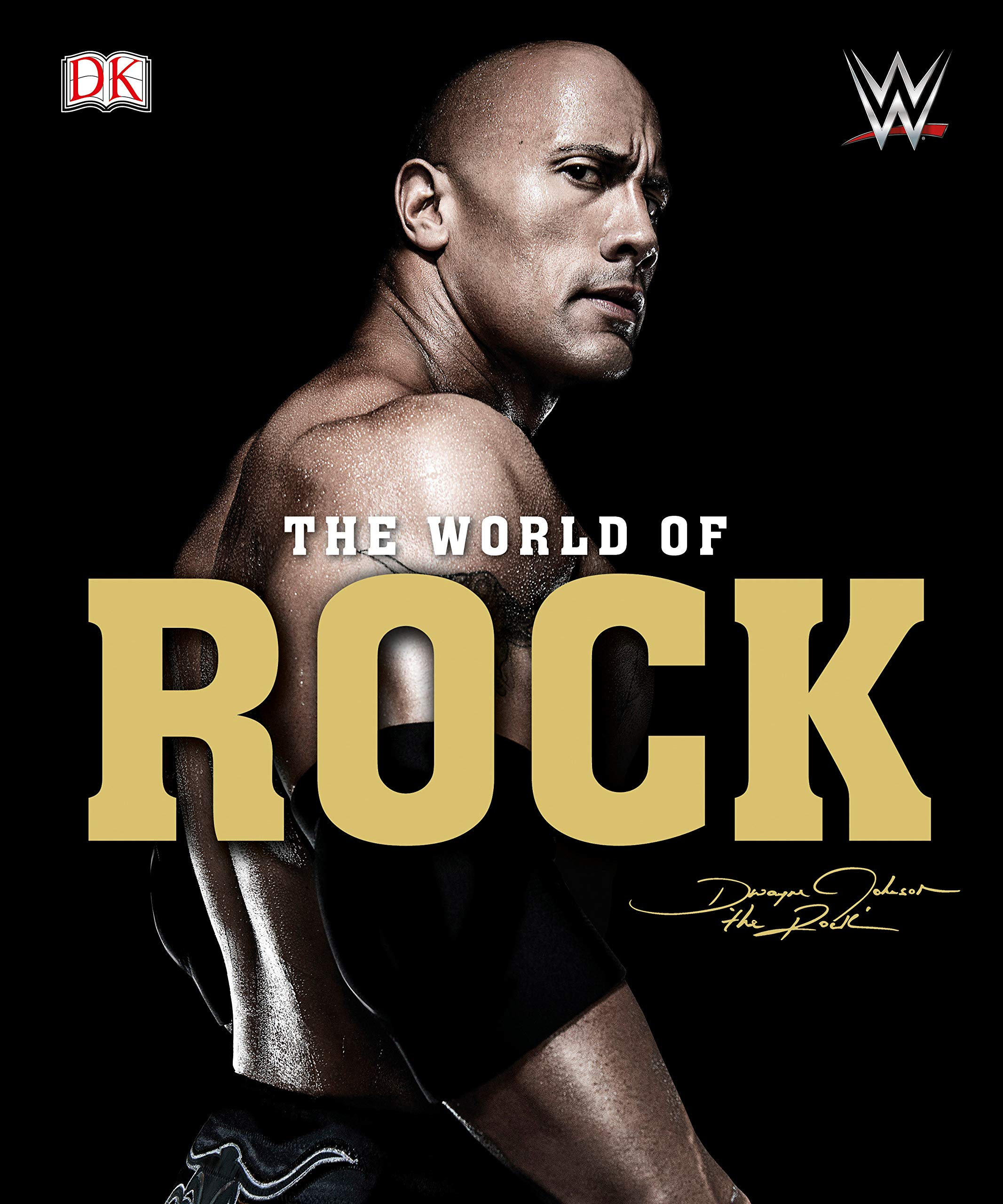 3d59d04f Amazon.com: WWE: The World of the Rock (9781465475466): Steven ...