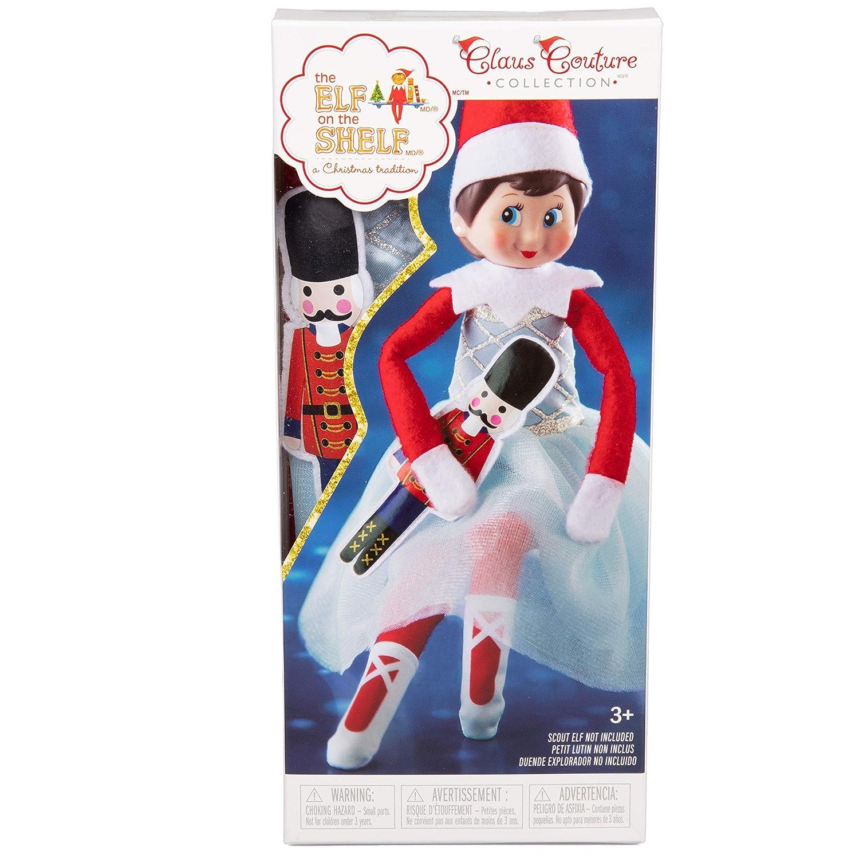 Amazon.com: Elf on The Shelf - Juego de vestir para niña con ...