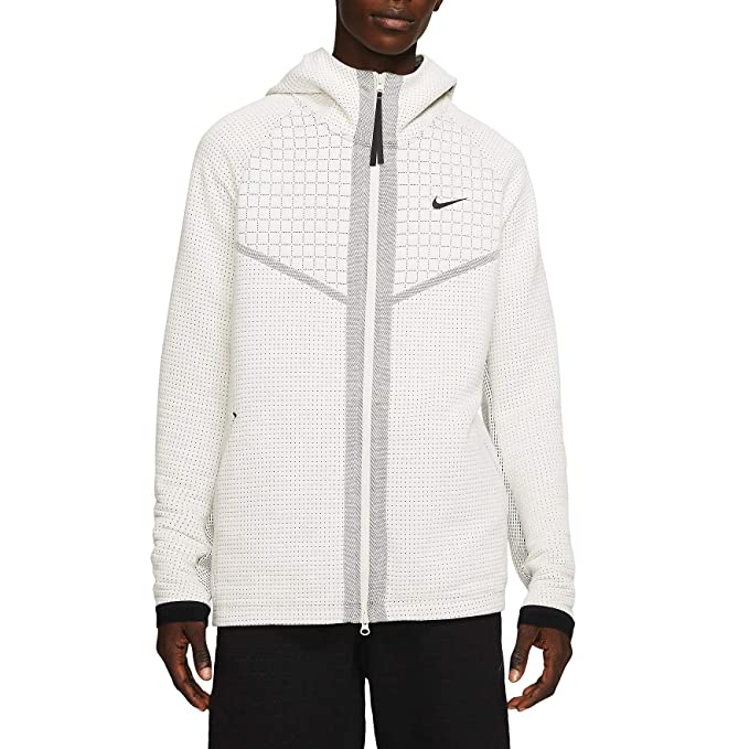 Nike Mens NSW Tech Pack Wnterized Full Zip Hoodie Engineered BV4617-072 Size XL