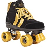 Rookie - Roller Patin Complet Quad Authentic Black/gold - Taille:one Size