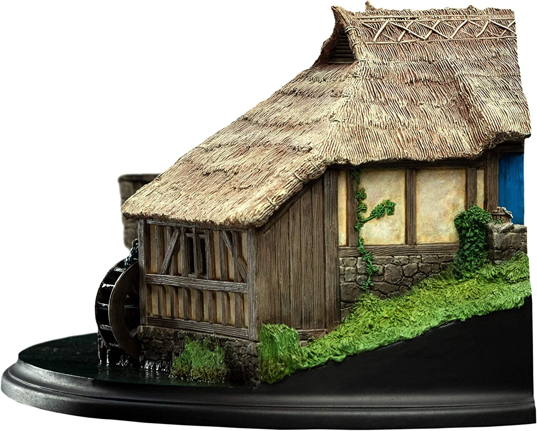 An Unexpected Journey Hobbiton Mill /& Bridge Environment 31 x 17 cm Weta Collectibles The Hobbit
