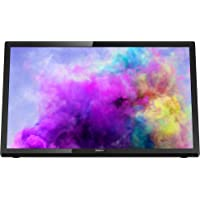 Philips 22PFT5303/05 22-Inch Full HD LED TV with Freeview HD - Black (2018 Model)