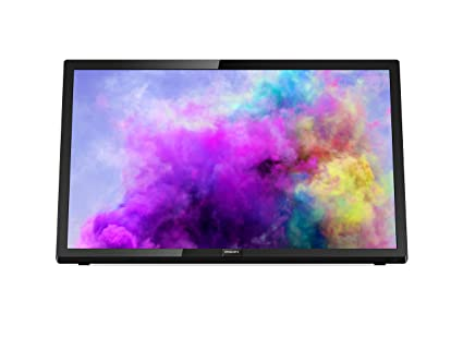 Philips 24PFT5303/05 24-Inch Full HD LED TV with Freeview HD - Black  (2018/2019 Model)