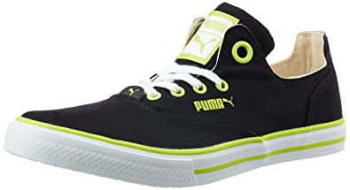 76cb3b1484f Puma Unisex Limnos CAT 3 DP Canvas Sneakers  Buy Online at Low Prices in  India - Amazon.in