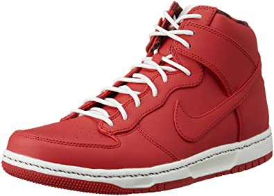 dfc1c56d6e251 Nike Men s Dunk Ultra Sport Red Sport Red Sail Black Casual Shoe 9.5