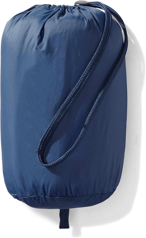 Essentials Girls Lightweight Water-Resistant Packable Puffer Jacket