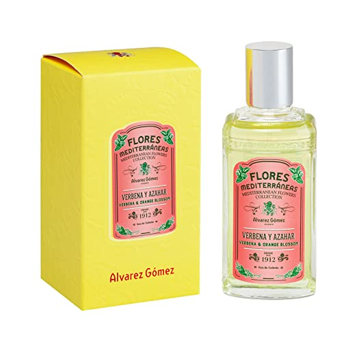 Amazon.com : Alvarez Gomez Perfumes Mediterranean Flowers Eau de Toilette Spray, Green Tea Garden, 2.7 Fluid Ounce : Beauty