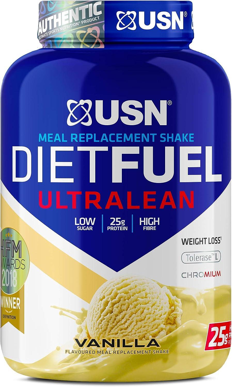 Diet Fuel Ultralean 1kg Vanilla