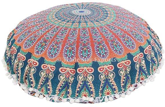 Amazon.com: Ombre - Almohadas decorativas con diseño ...