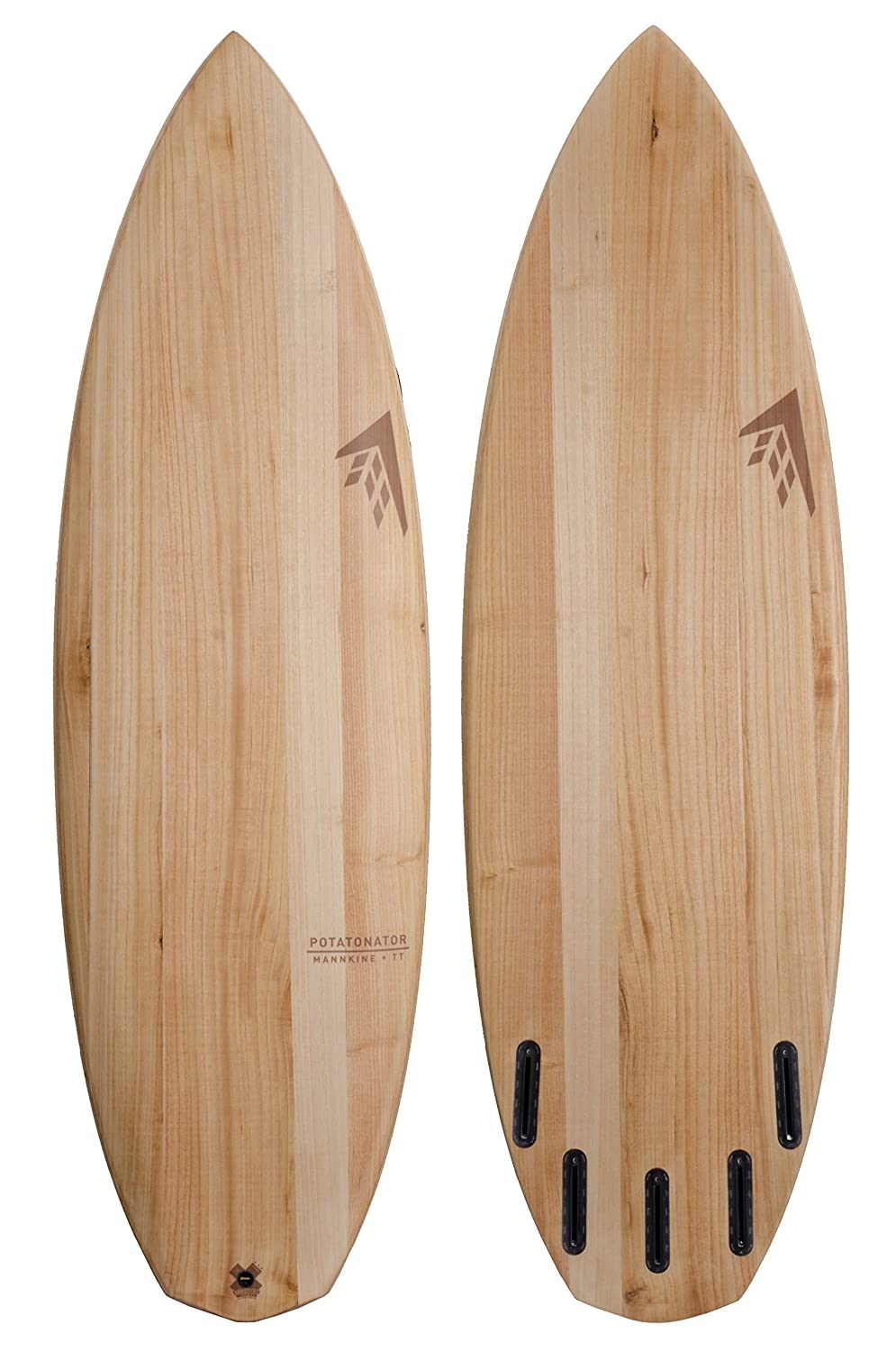 FireWire - Tabla de Surf Shortboard potatonator - Talla: one size: Amazon.es: Deportes y aire libre