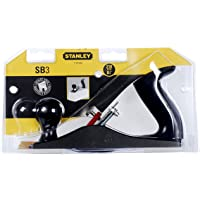 Stanley 1-12-033 Cepillo Metálico 1 Hierro nº3-45x210mm