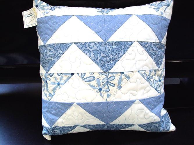 Amazon QUILTED Chevron Envelope Style Pillow Cover Handmade Stunning Envelope Style Pillow Cover