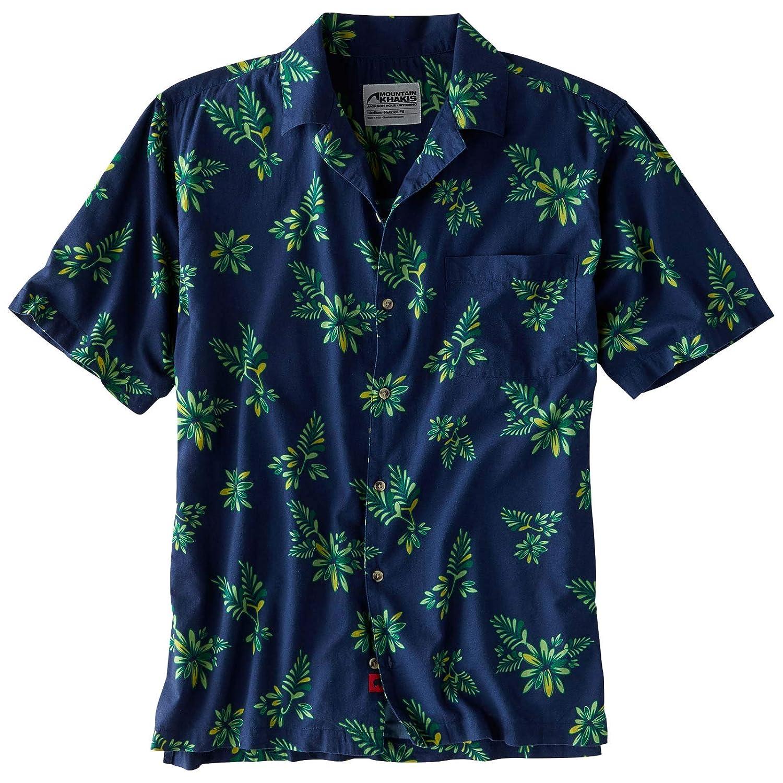 Mountain Khakis Mens Chee Pono Short Sleeve Shirt