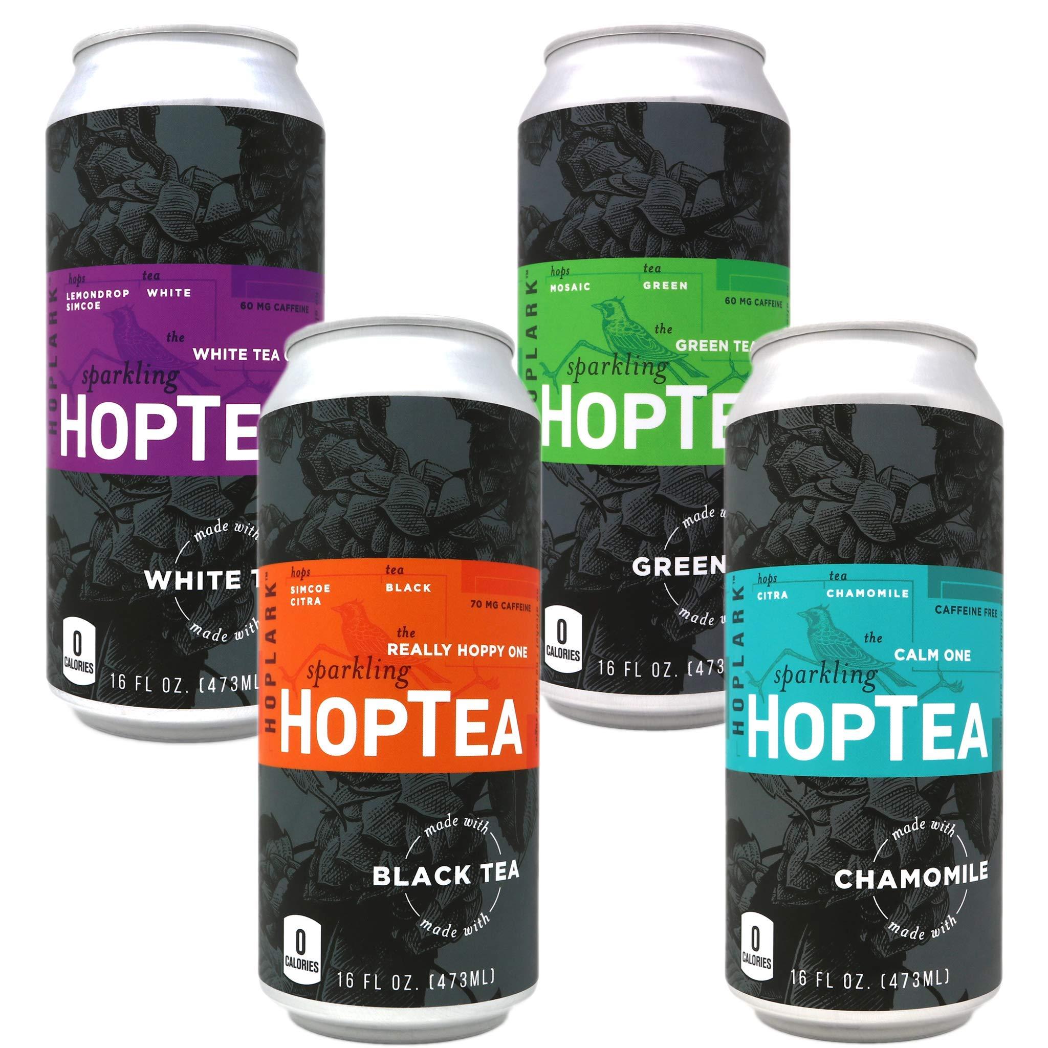 Hoplark HopTea - The Core Mixed Pack - 12 - 16oz Cans by Hoplark HopTea