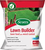 Scotts Lawn Builder 8 kg Lawn Food Plus Weed Control
