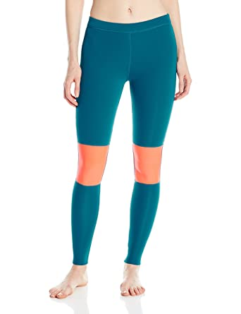 da737c2891f82 Amazon.com: Billabong Women's Skinny Sea Legs Wetsuit Swimsuit Leggings:  Clothing