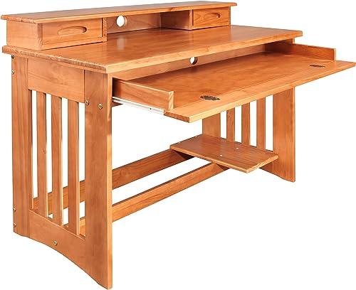 American Furniture Classics Desk with Hutch