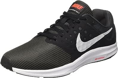 Nike Downshifter 7, Zapatillas de Deporte Unisex Adulto, Negro (Black), 40.5 EU: Amazon.es: Zapatos y complementos