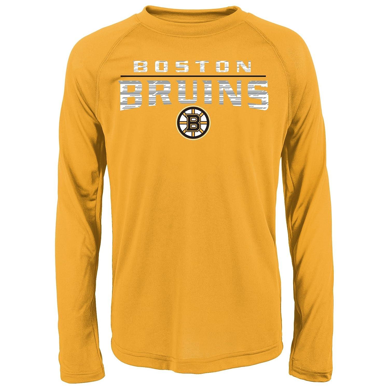 【同梱不可】 NHLチラシパフォーマンス長袖Tee M(10-12) Boston Boston M(10-12) Bruins Bruins B01M0QN8ZA, Y-LIVING:1f9b369a --- a0267596.xsph.ru