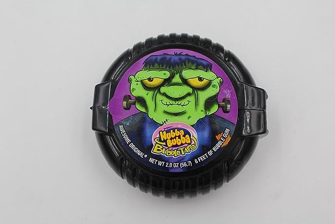 3 X Cinta De Halloween Hubba Bubba Limited Stock Importado ...